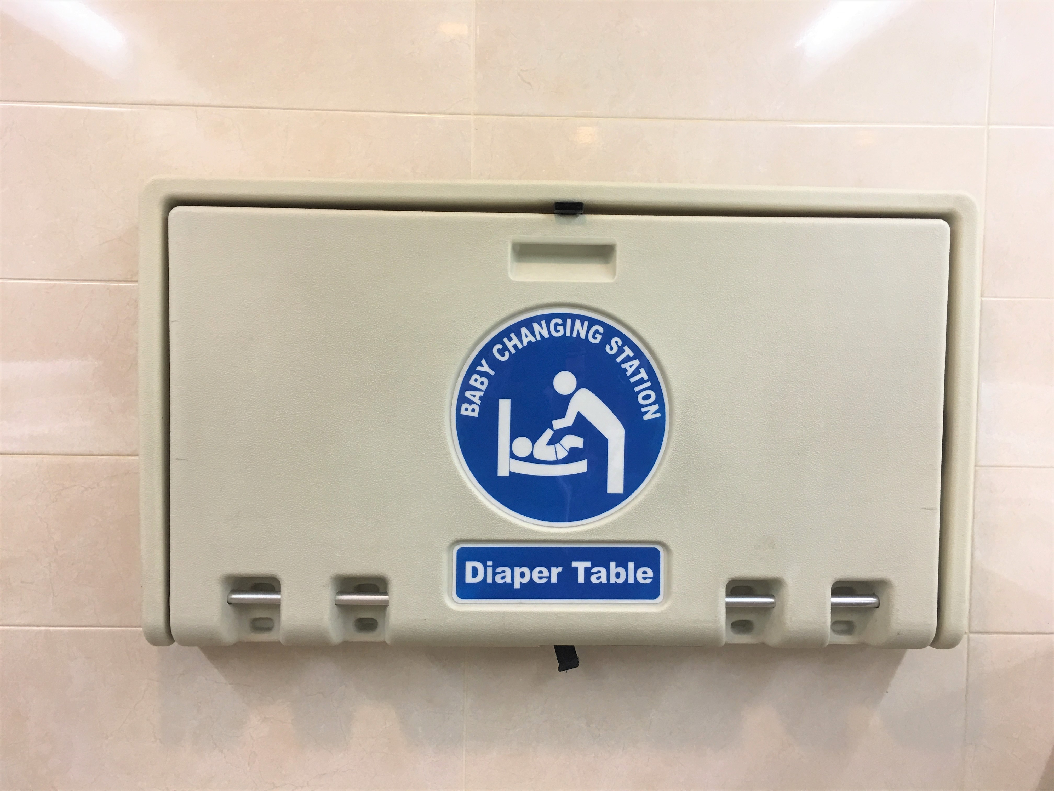 Baby Changing Station Diaper Table