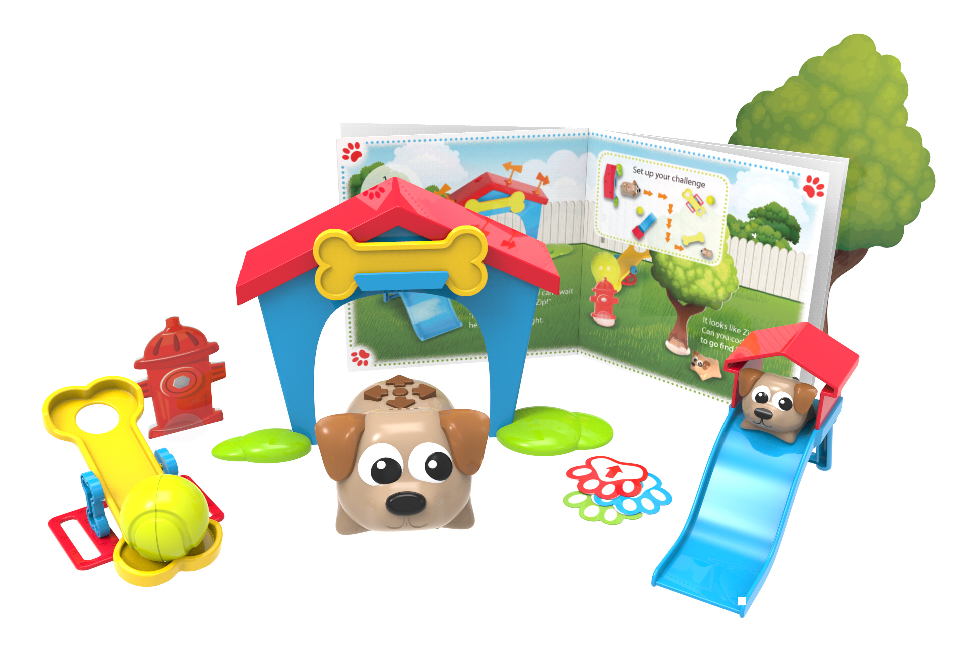 Learning Resources Coding Critters Dog Set