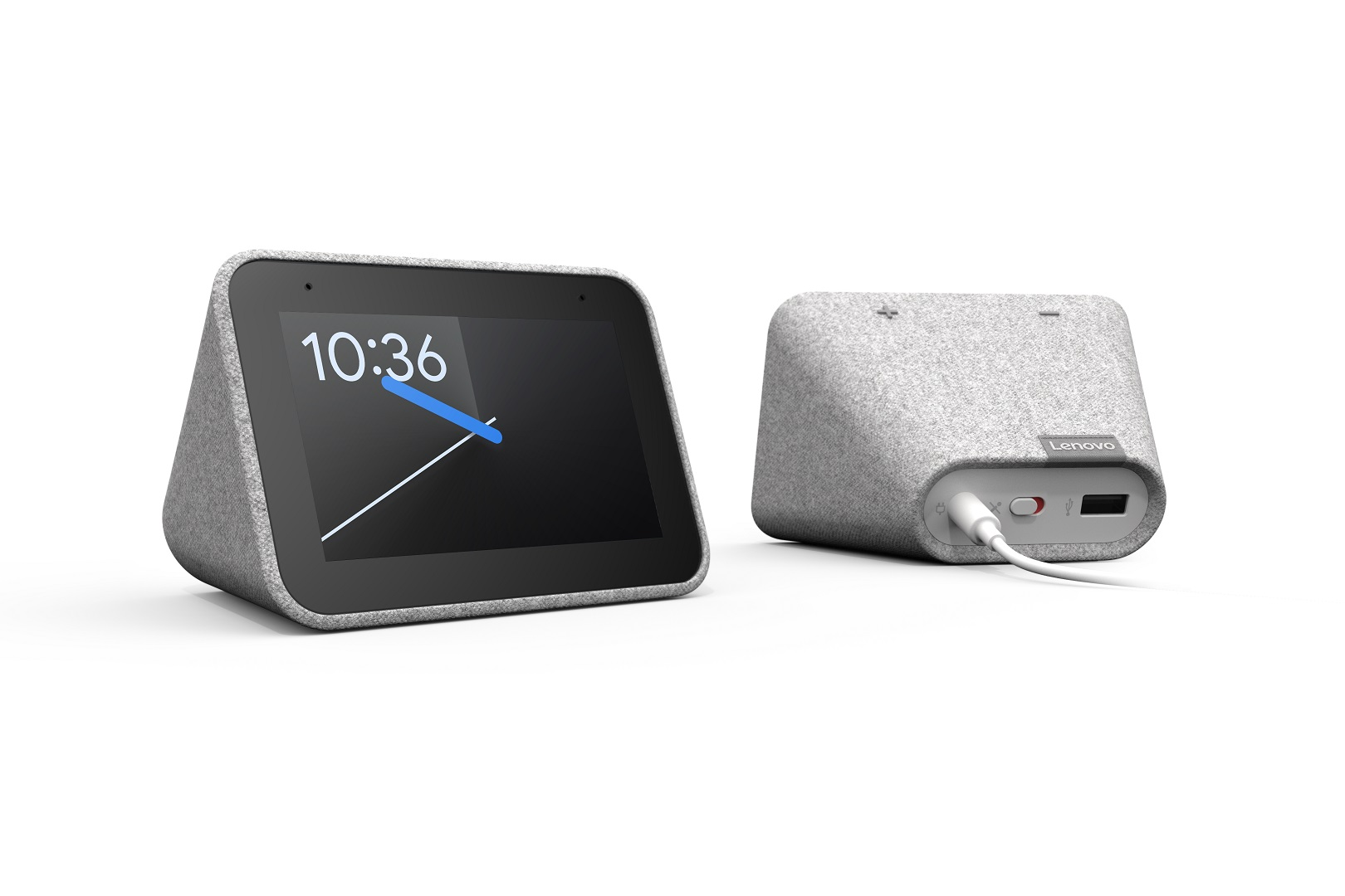 Lenovo Smart Clock with Google Assist