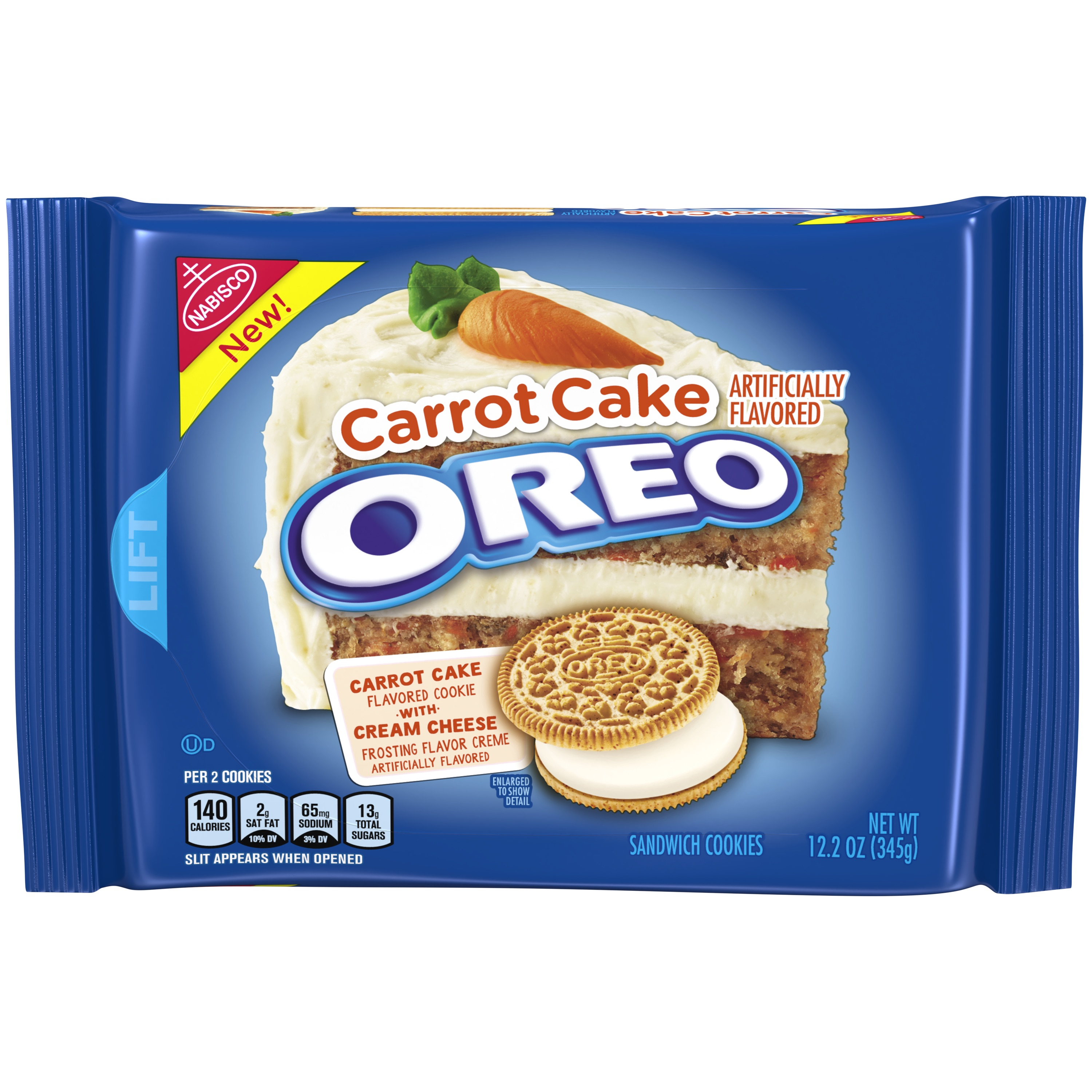 Carrot Cake Flavored Oreo Cookies