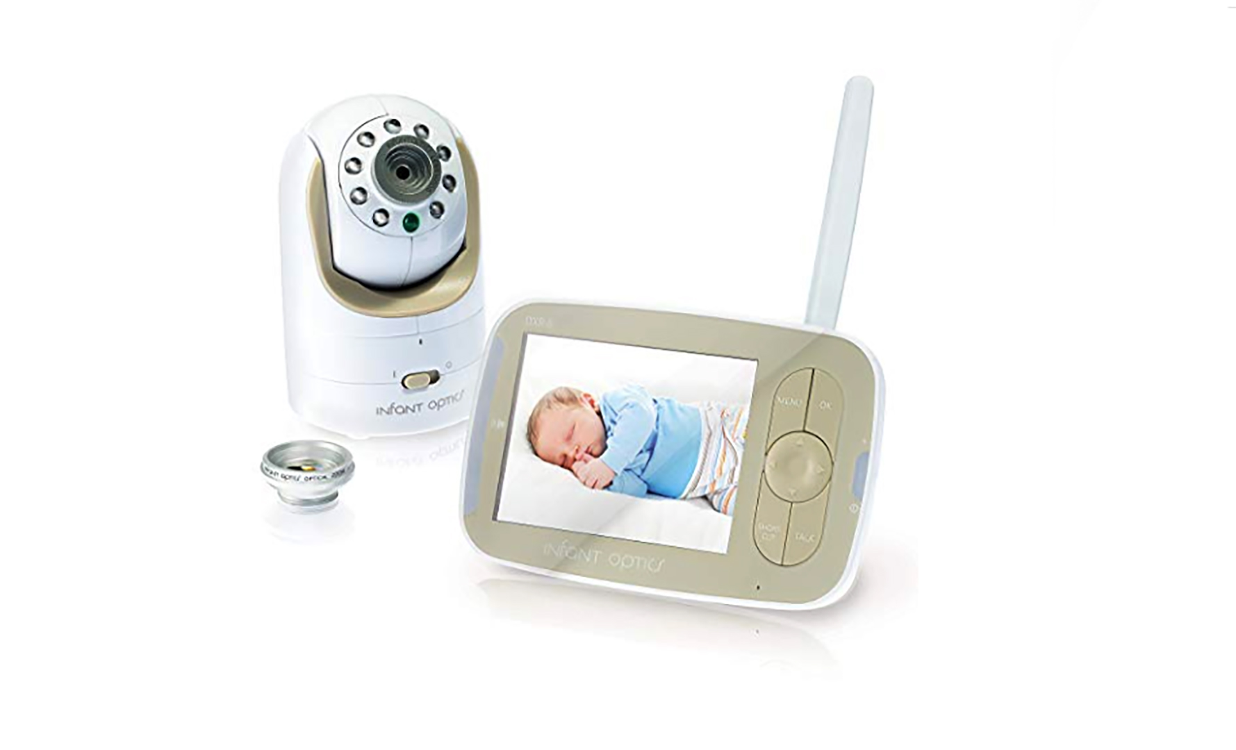 Infant Optics DXR Video Baby Monitor