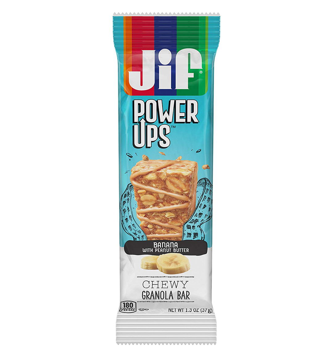 Jif Power Ups Banana Chewy Granola Bar