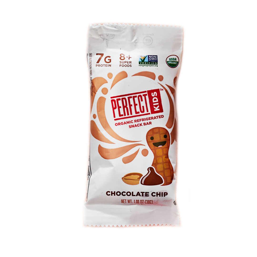 Perfect Kids Chocolate Chip Organic Snack Bar