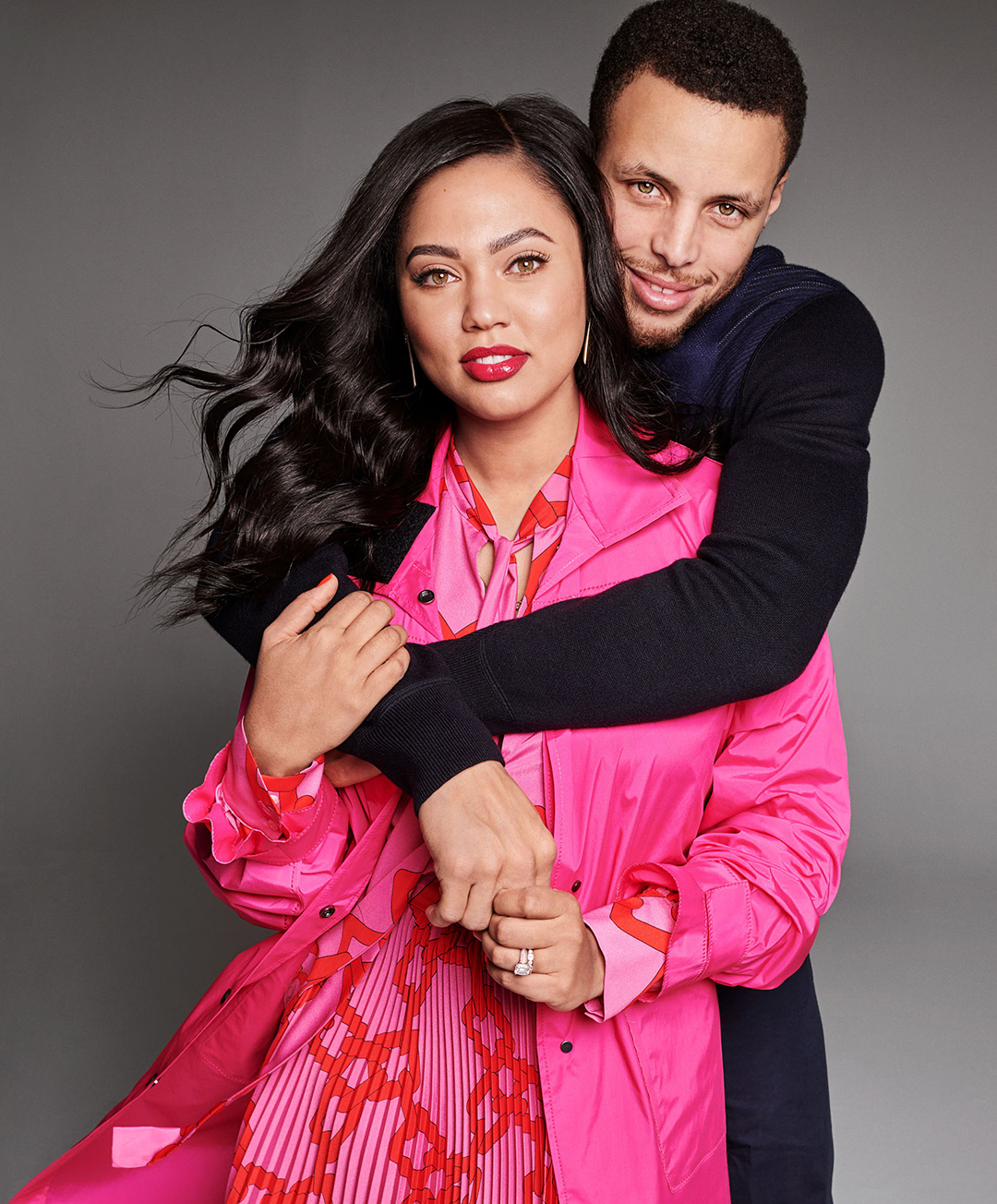 Ayesha Curry Dishes On Kids Cookbooks And Mom Life Parents