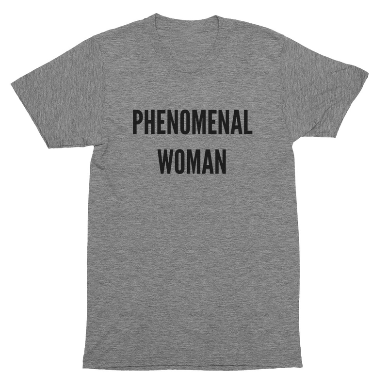 Phenomenal Woman Tee.png