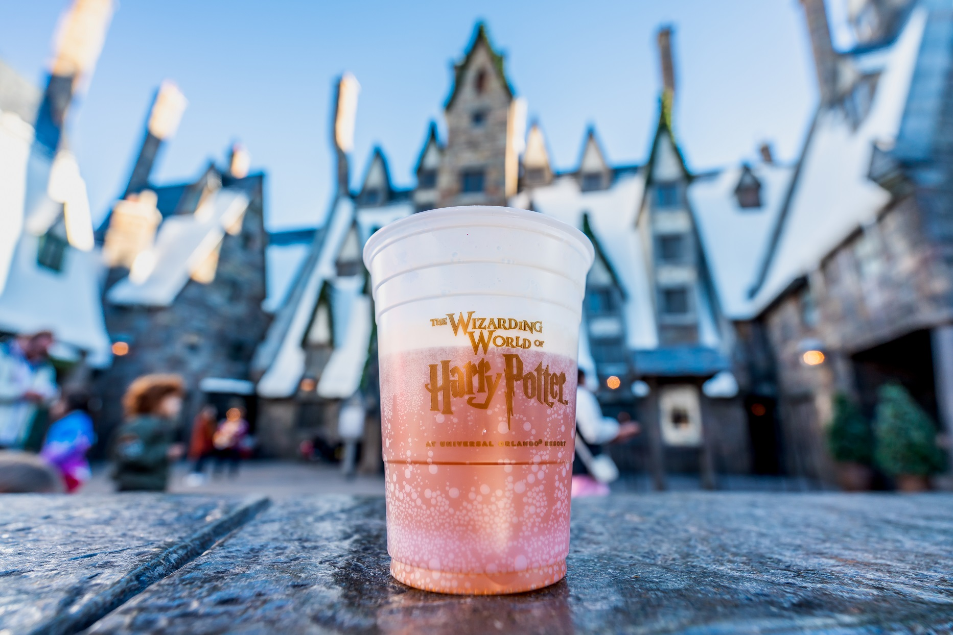 The Wizarding World of Harry Potter Cup of Butterbeer