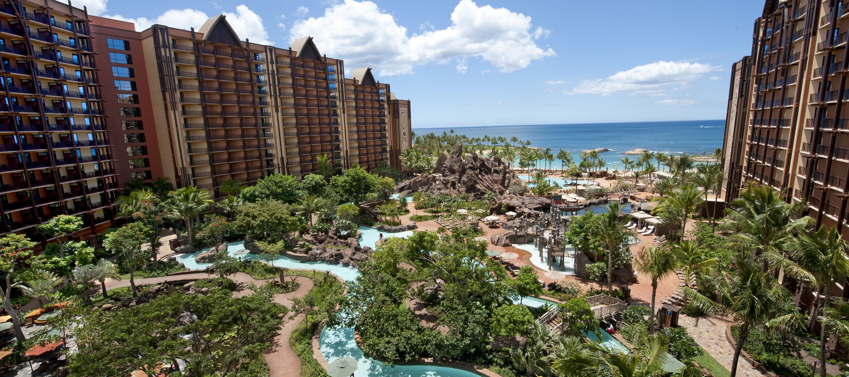 Disney's Aulani Hawaii Resort Waikolohe Valley