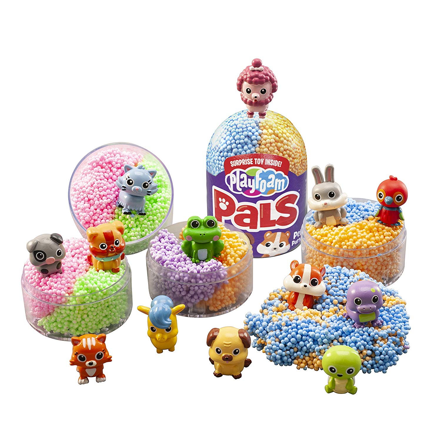 Educational Insights Playfoam Pals Series 2 Pet Party 6-Pack