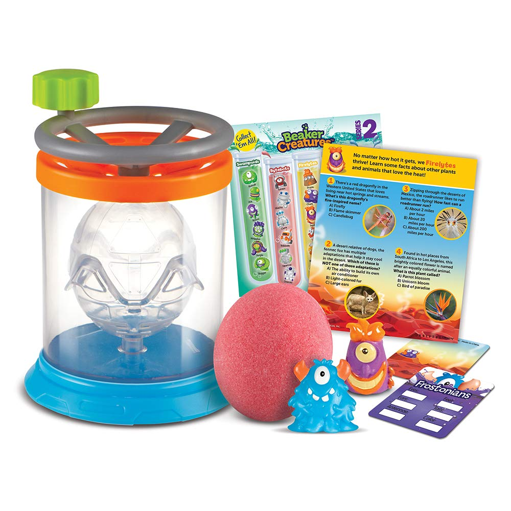 Learning Resources Beaker Creatures Whirling Wave Reactor, Reaction Chamber
