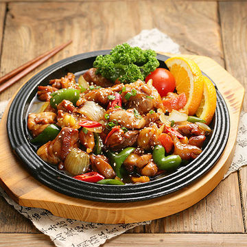 Ground Turkey Stir-Fry with Black Bean-Garlic Sauce