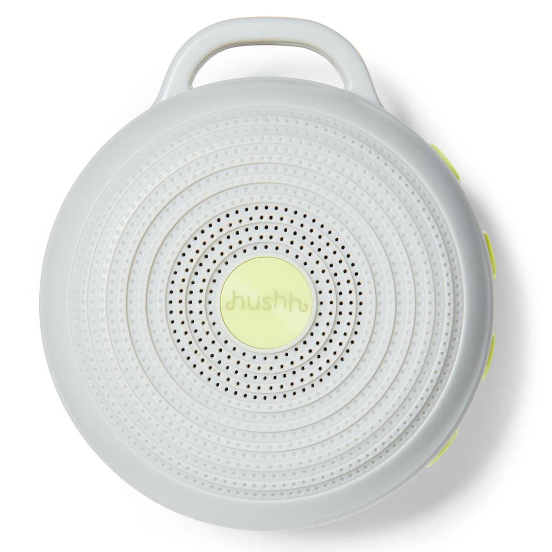 Hushh Compact Sleep Sound Machine for baby