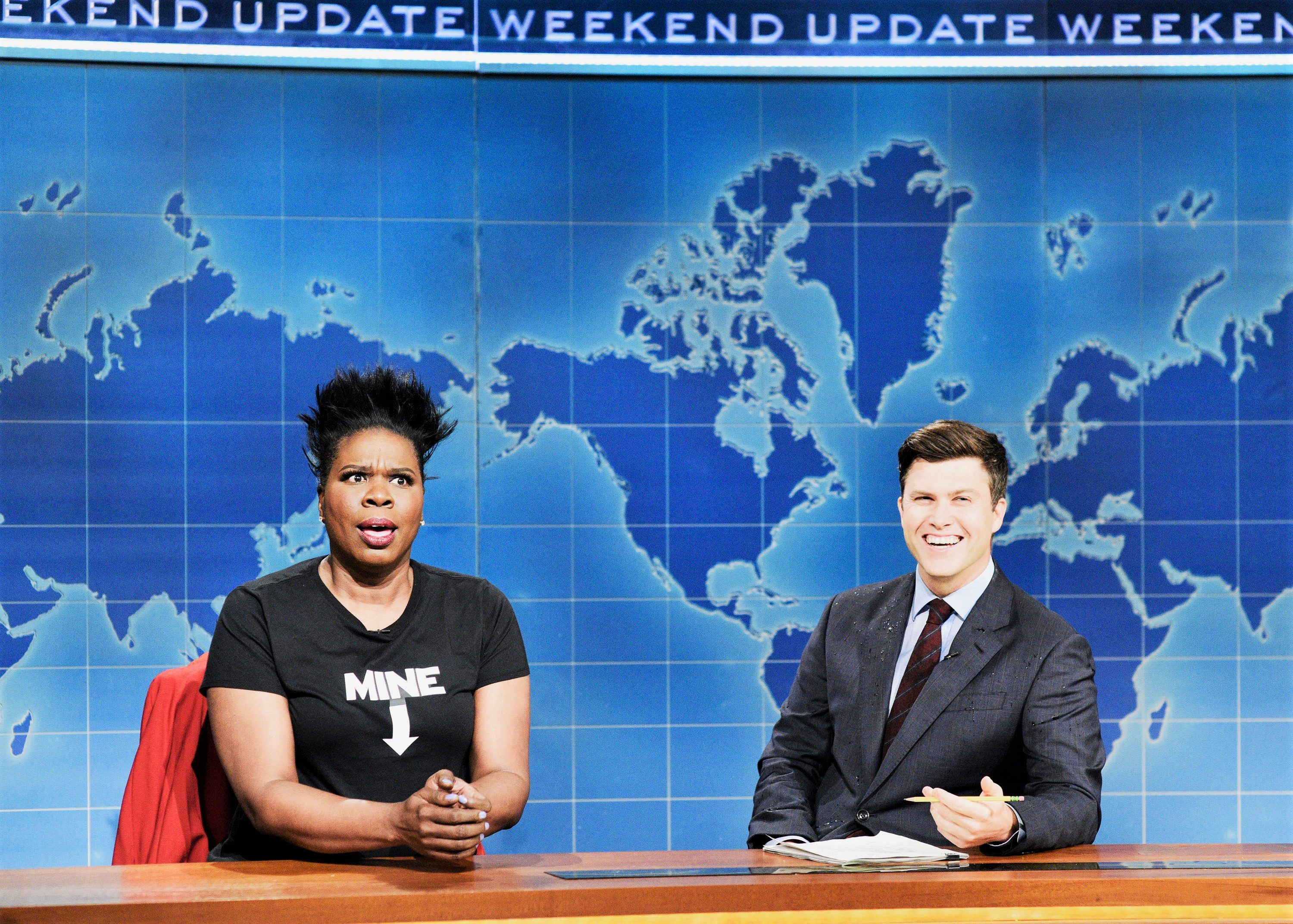 Leslie Jones Saturday Night Live SNL