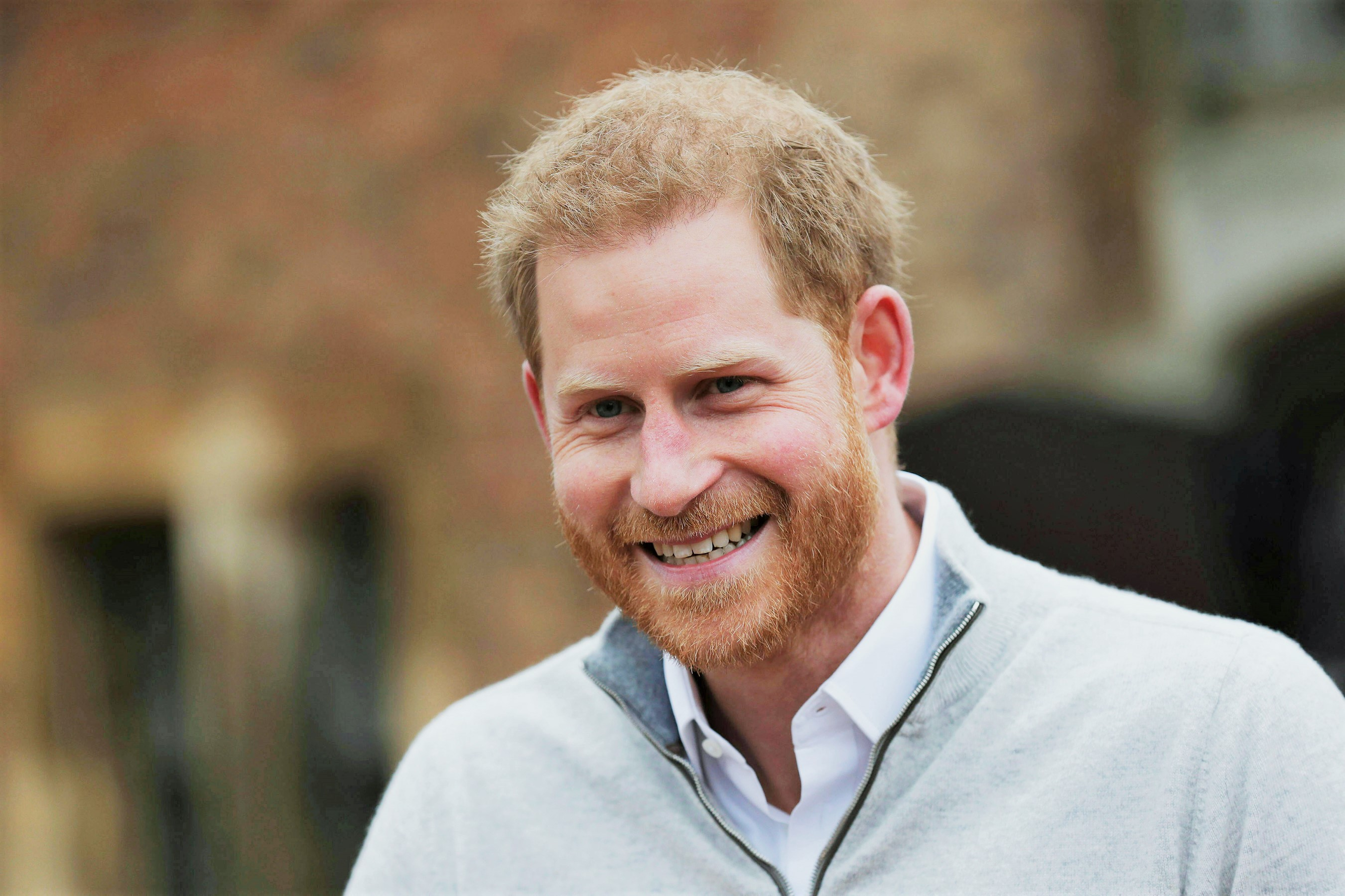 Prince Harry After Birth of Son