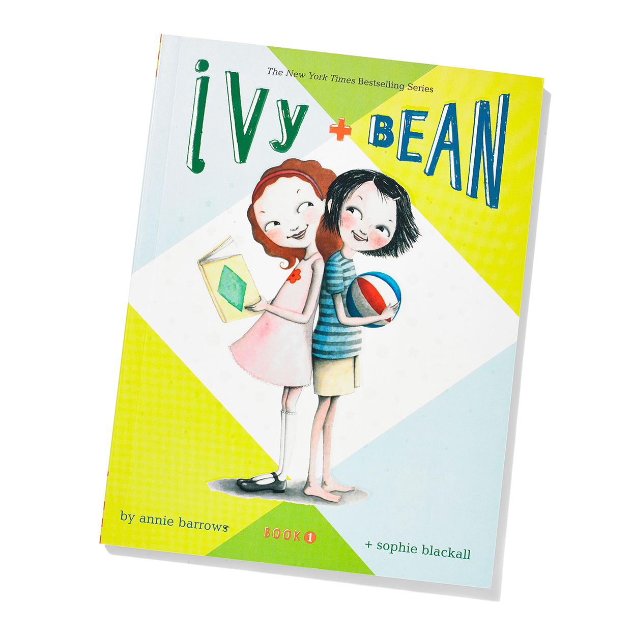 ivy and bean creative kids book