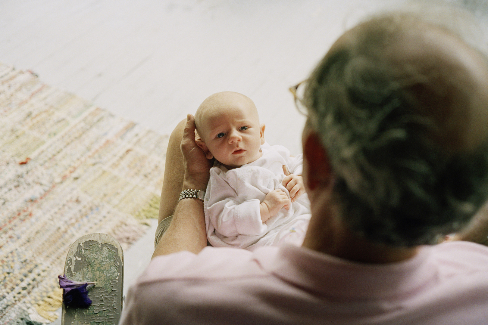 Older fathers put health of partners, unborn children at risk