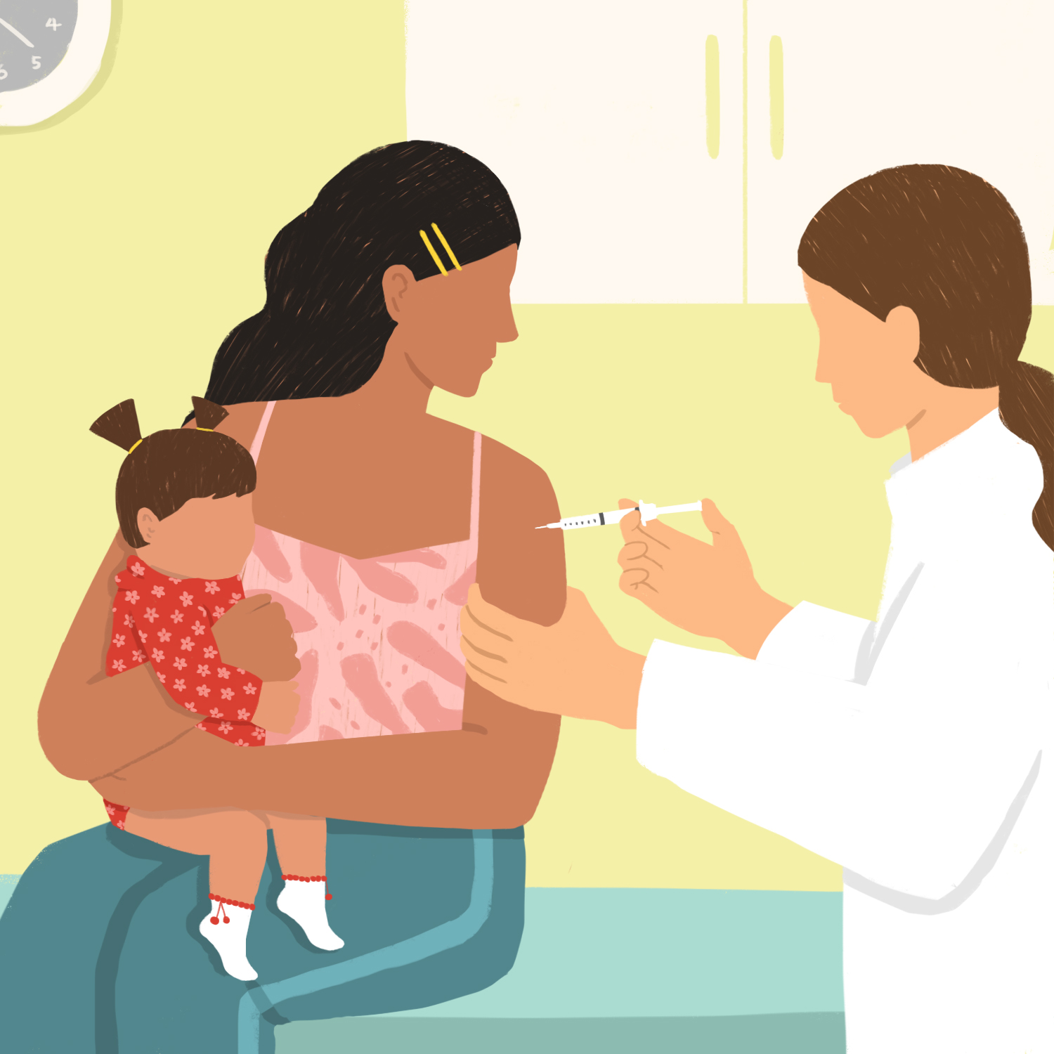 Adult Measles Vaccination
