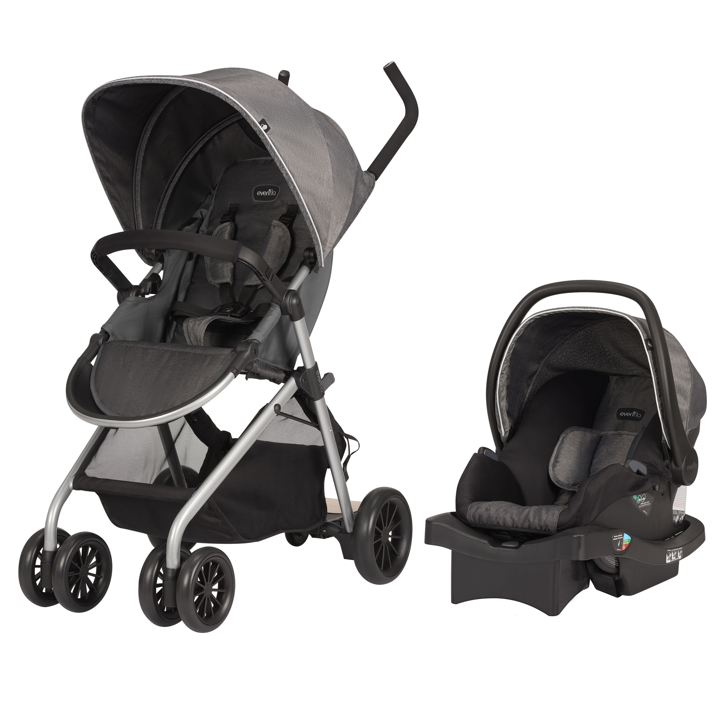 Urbini Omni Plus 3-in-1 Travel System