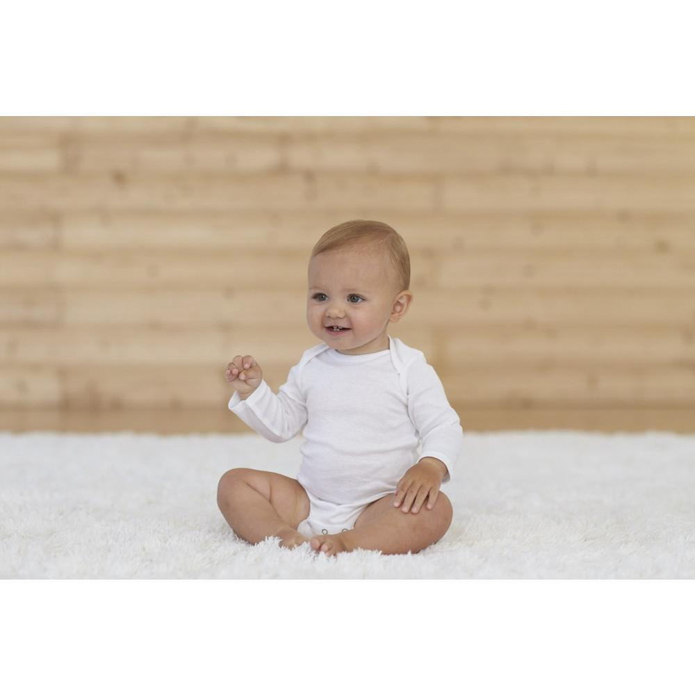 Gerber Organic Cotton Long Sleeve Onesies