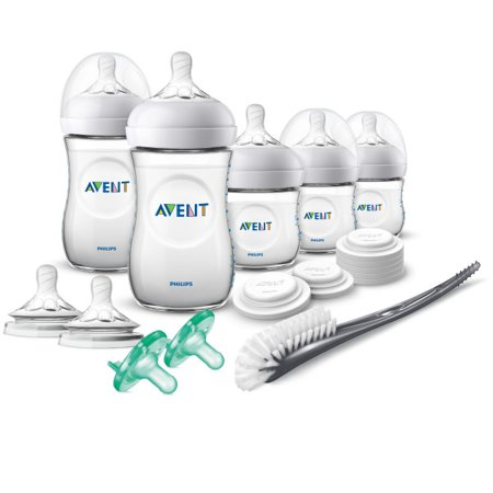 Philips Avent Natural Baby Bottle Starter Set