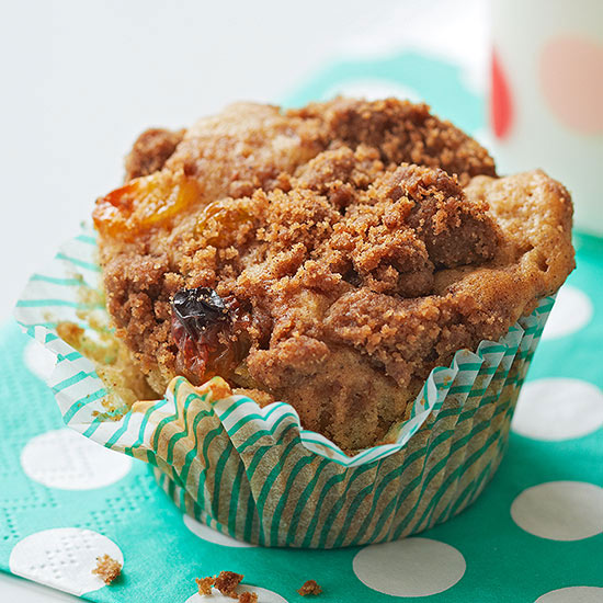 (Almost) Everybody Can Eat' em Apple Muffins