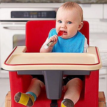 How To Choose The Best High Chair Parents