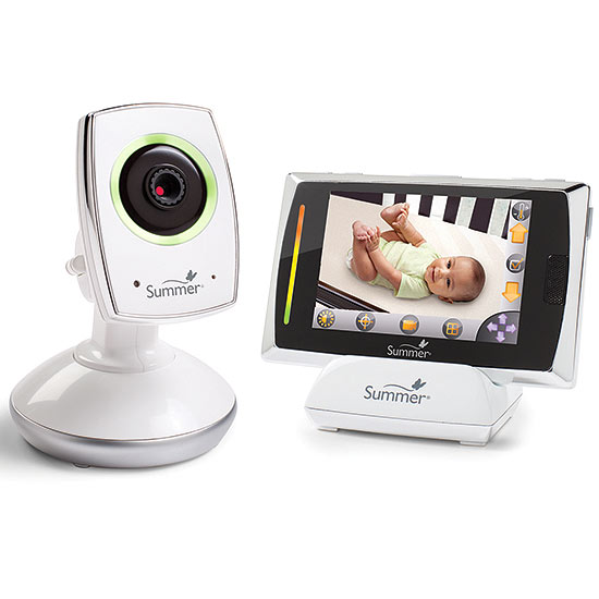 Summer Infant Baby Touch WiFi Baby Monitor