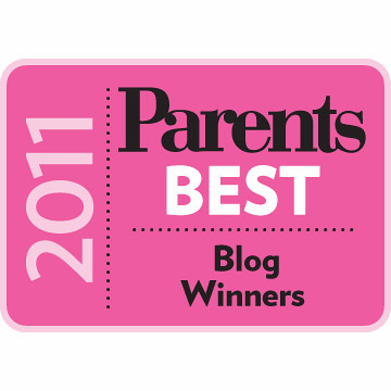 The Winners of the Parents Best Blog Awards 2011
