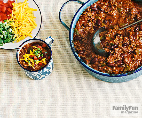 The Grub: Speedy Chili Con Carne