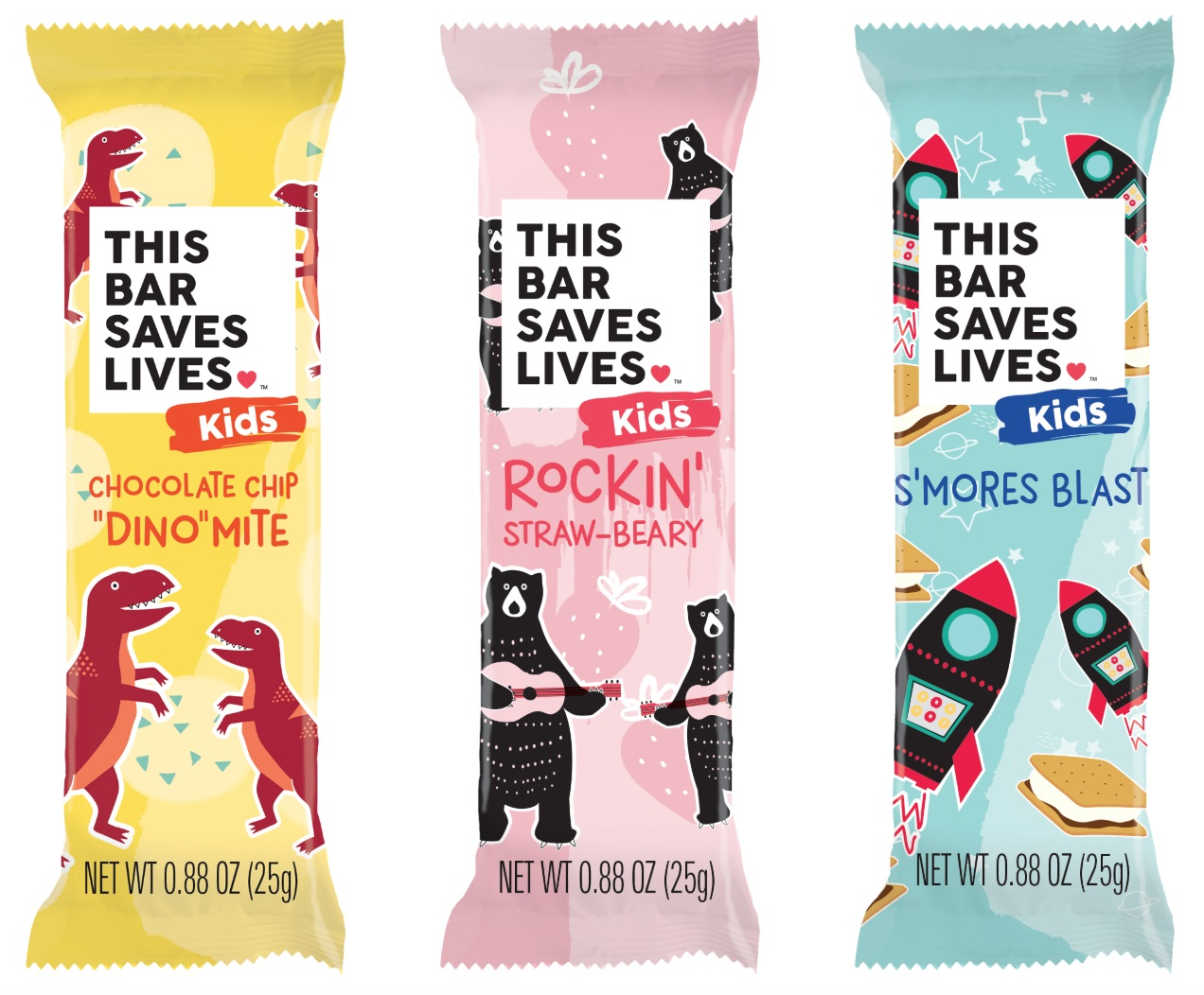 Nut-free:  This Bar Saves Lives Kids