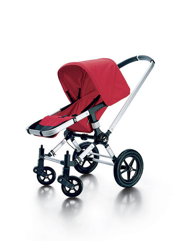 Bugaboo Gecko, red