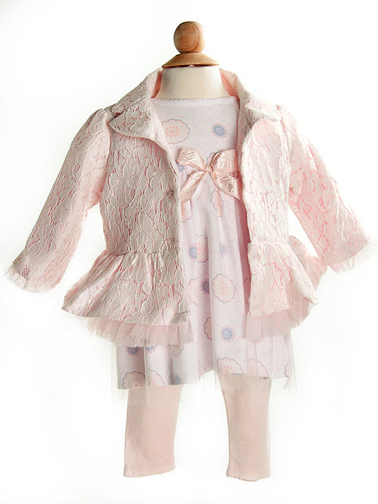 Wendy Bellissimo baby clothes
