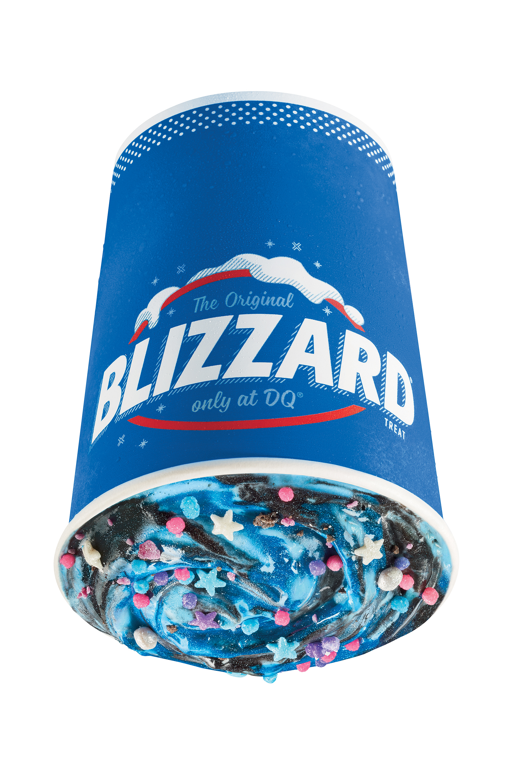 DQ Dairy Queen Blizzard Oreo Gravity 1