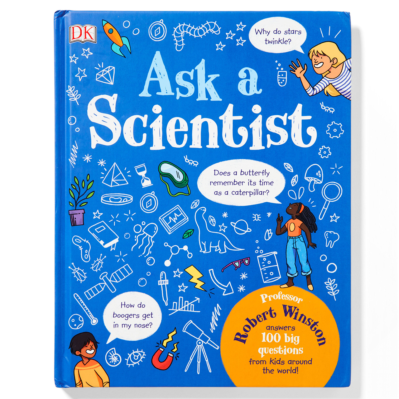 Ask a Scientist Book Cover