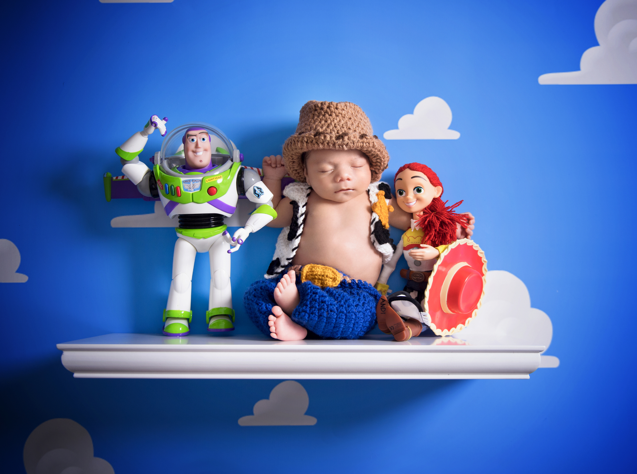 toy story photo shoot