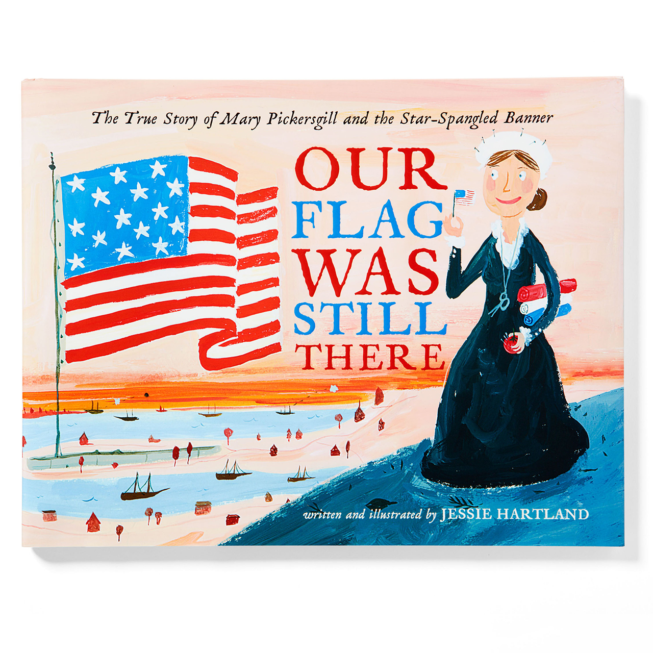 Our Flag Was Still There Book