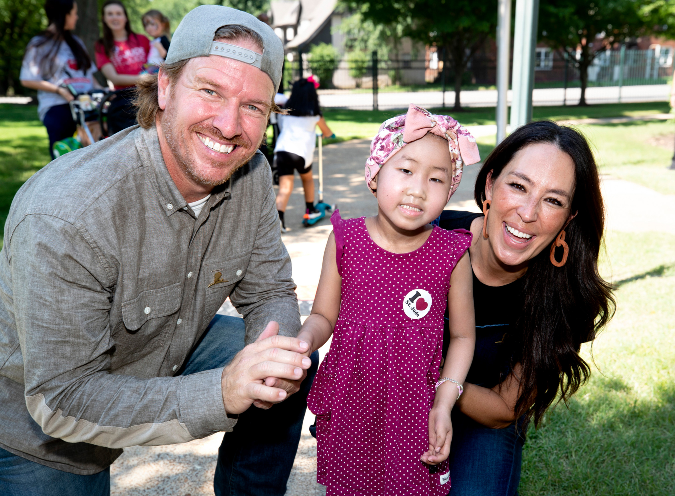 Joanna and Chip Gaines St. Jude 1