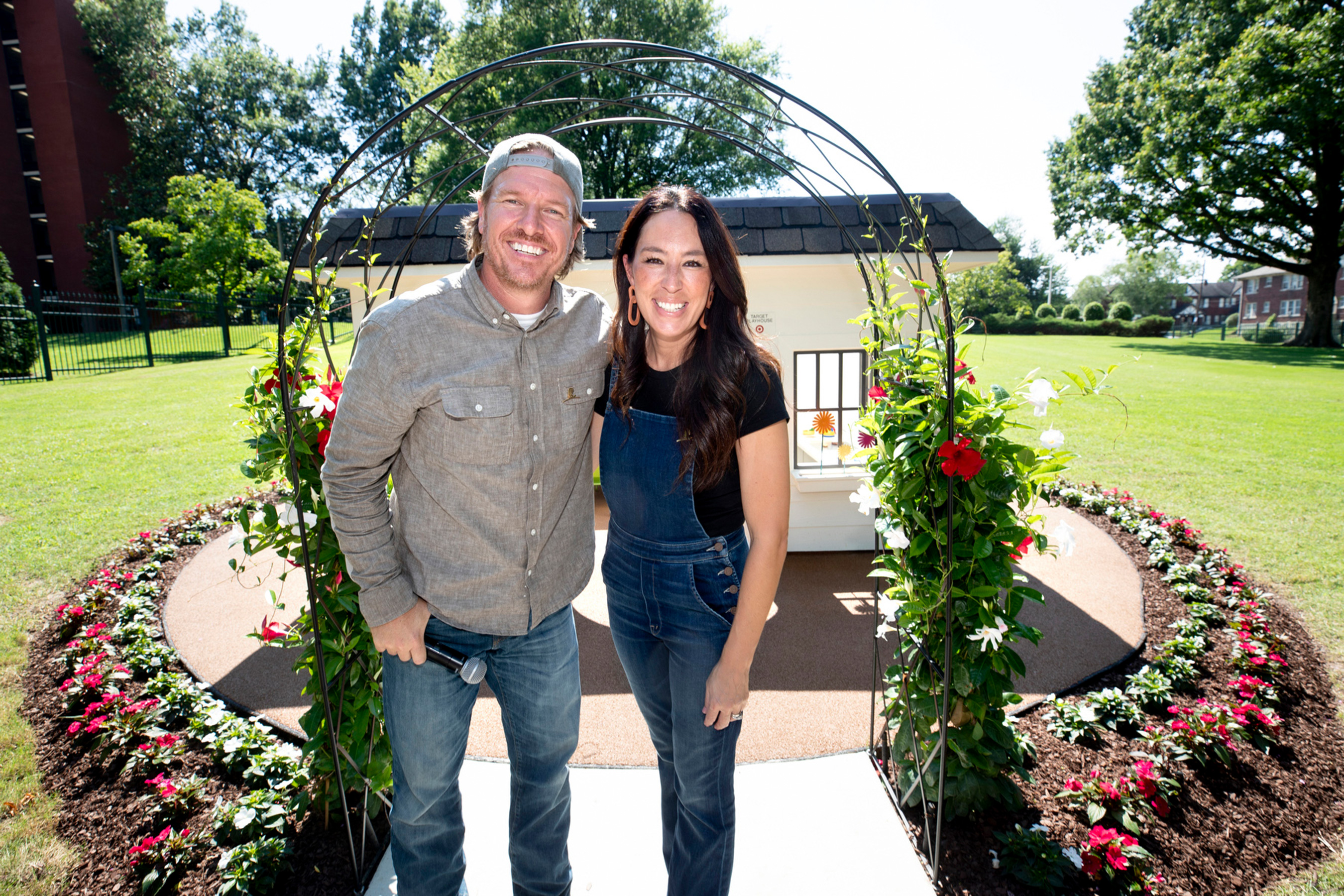 Joanna and Chip Gaines St. Jude 2