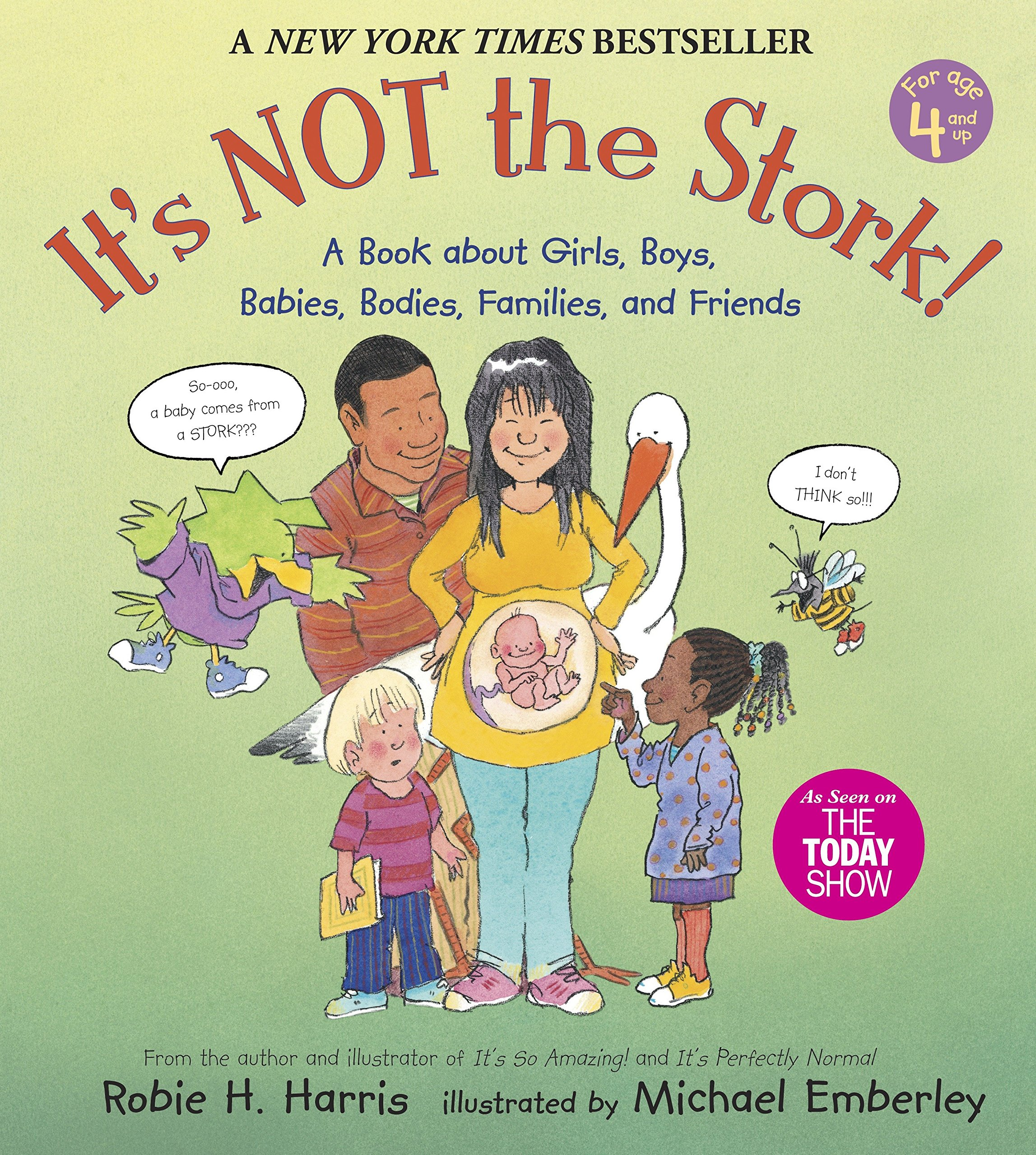 Its-Not-the-Stork Book