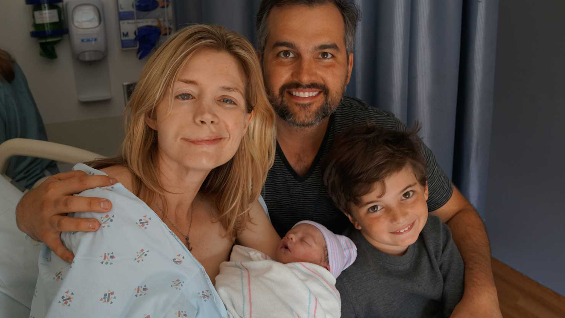 Parenting Against All Odds_Katherine and Jay Wolf - Family with Newborn in Hospital