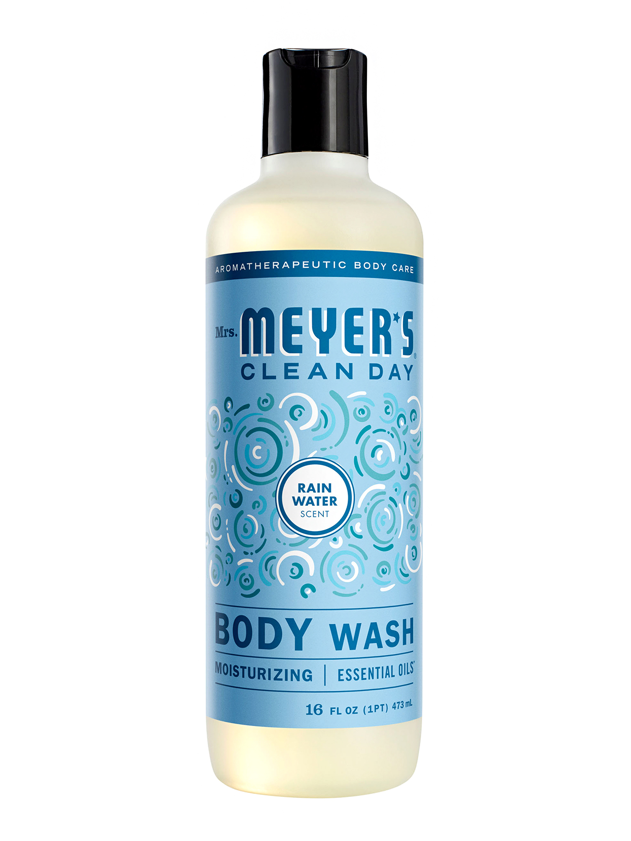 mrs meyers rain water body wash