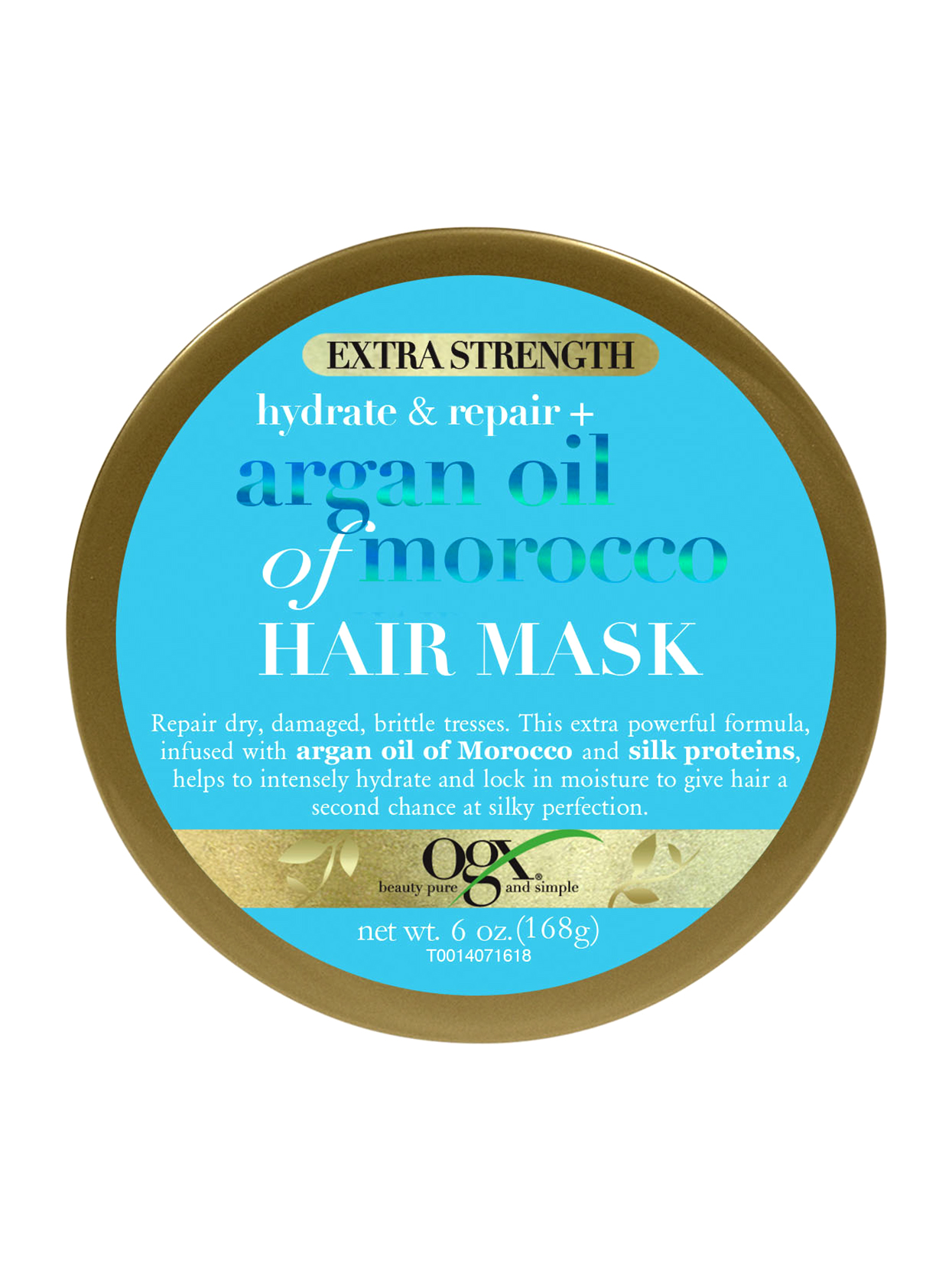 ogx-argan oil of morocco hair mask