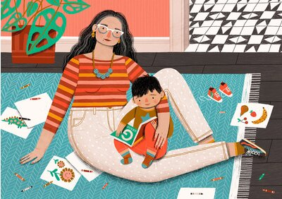 From Toxic Mother to Loving Grandmother: How I Learned to