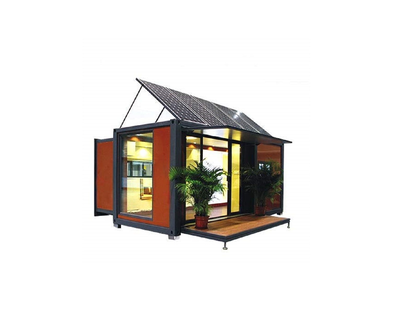 Amazon Expandable Tiny House 2
