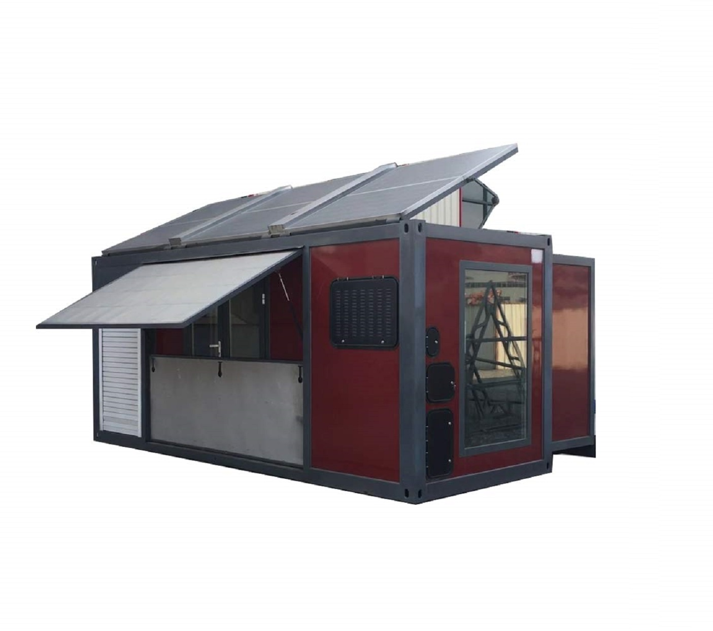 Amazon Expandable Tiny House 3