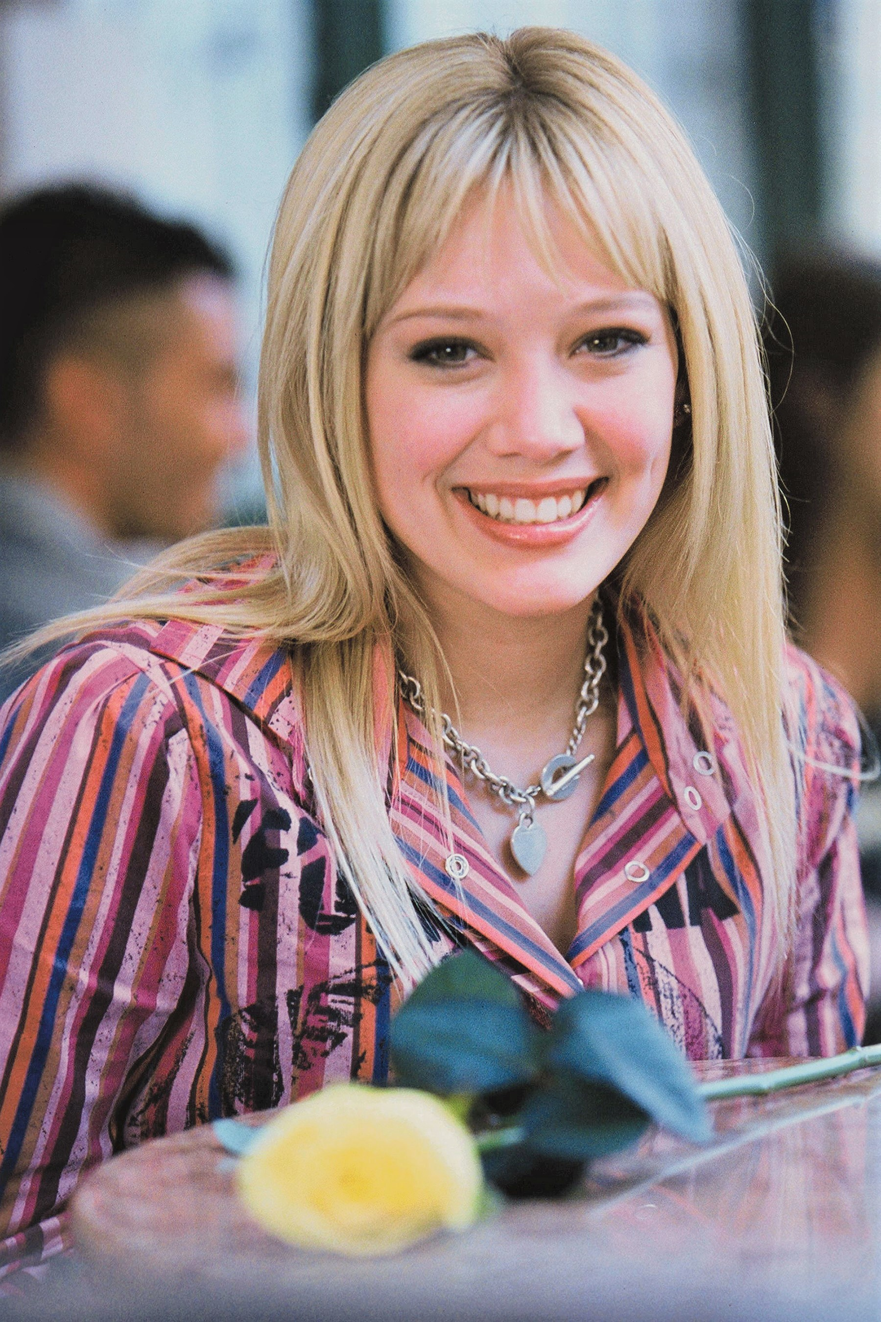 Hilary Duff In The Lizzie McGuire Movie