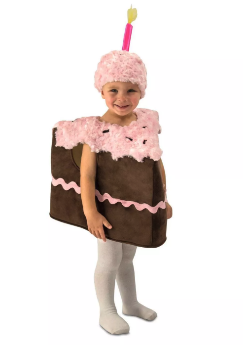 Cake Toddler Halloween Costume