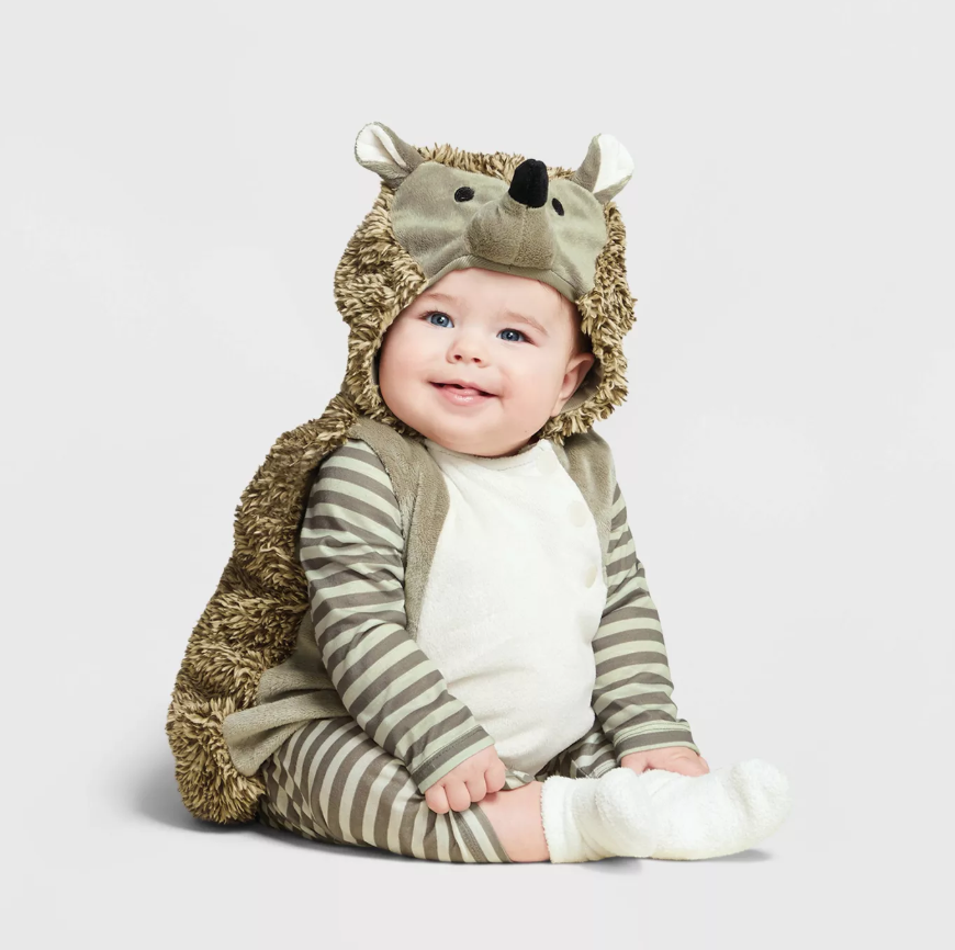 Hedgehog Baby Halloween Costume