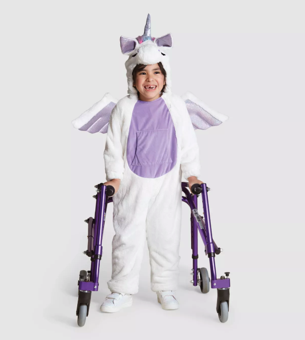 Unicorn Adaptive Halloween Costume