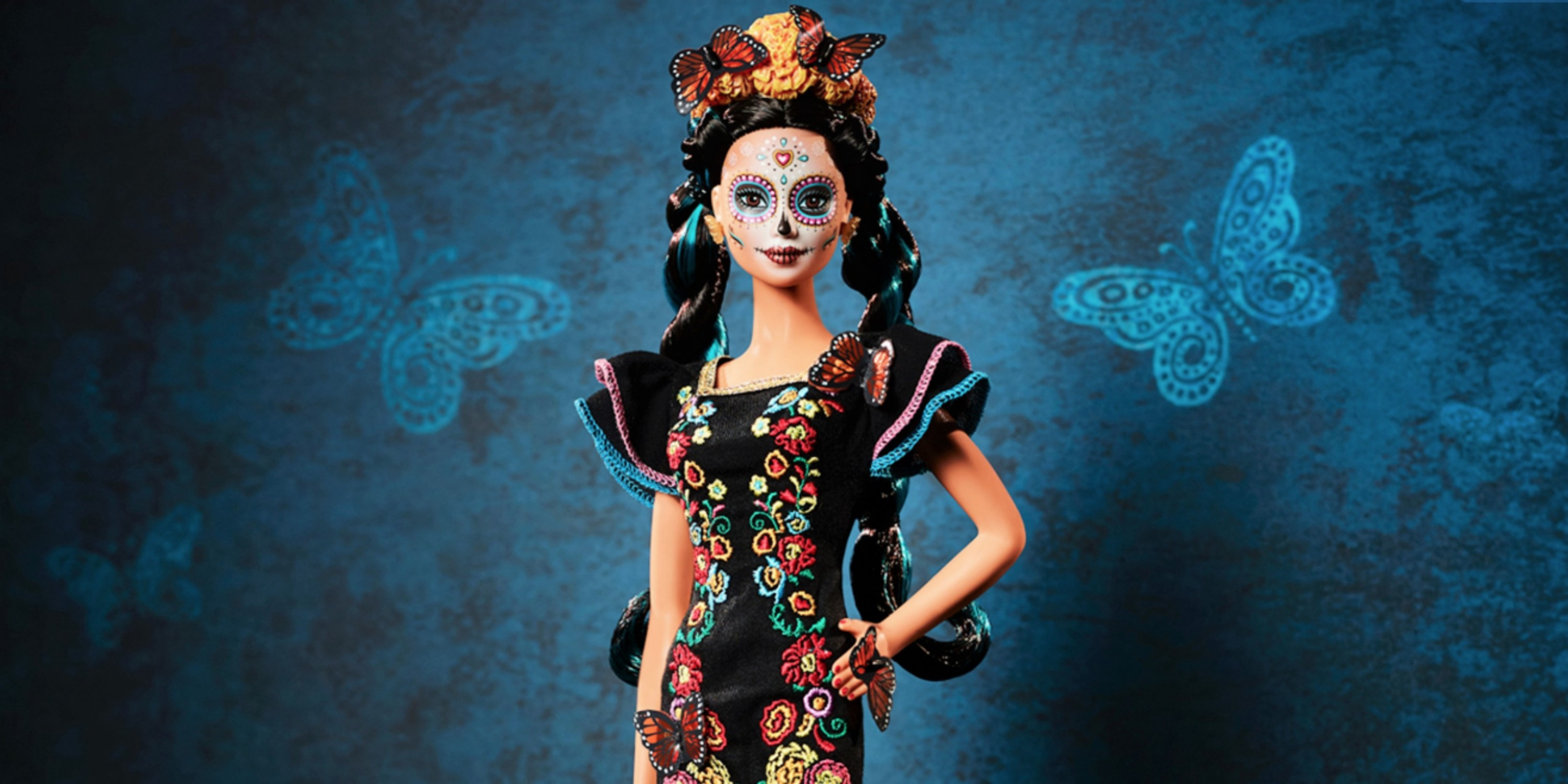 Day of the Dead Barbie Will Reportedly Be Released Ahead of Mexican Holiday — Here's Where to Buy