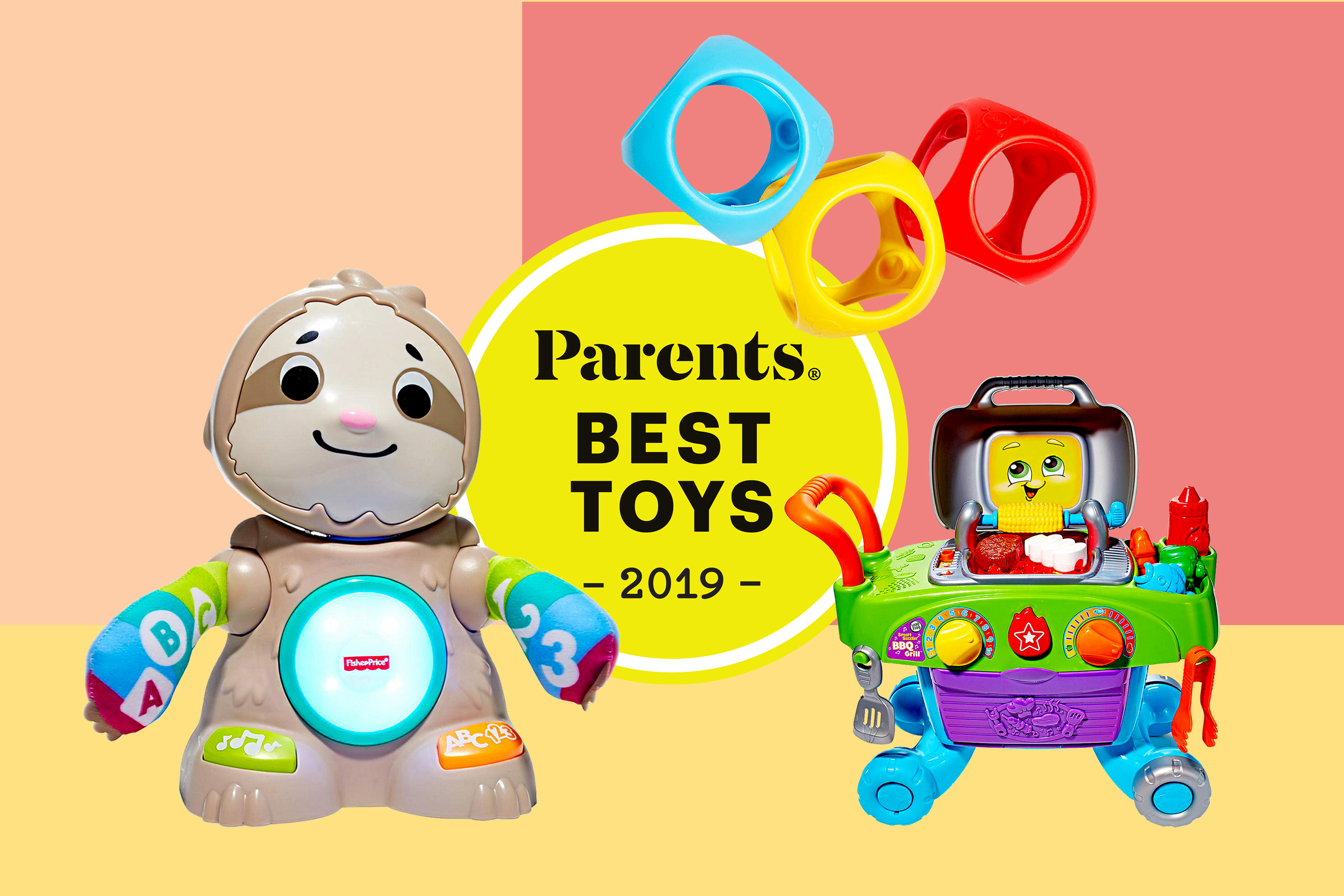 Best Baby and Toddler Toys - badge